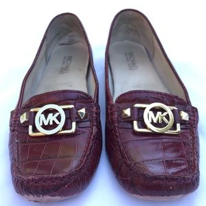 Michael Kors slide on loafer